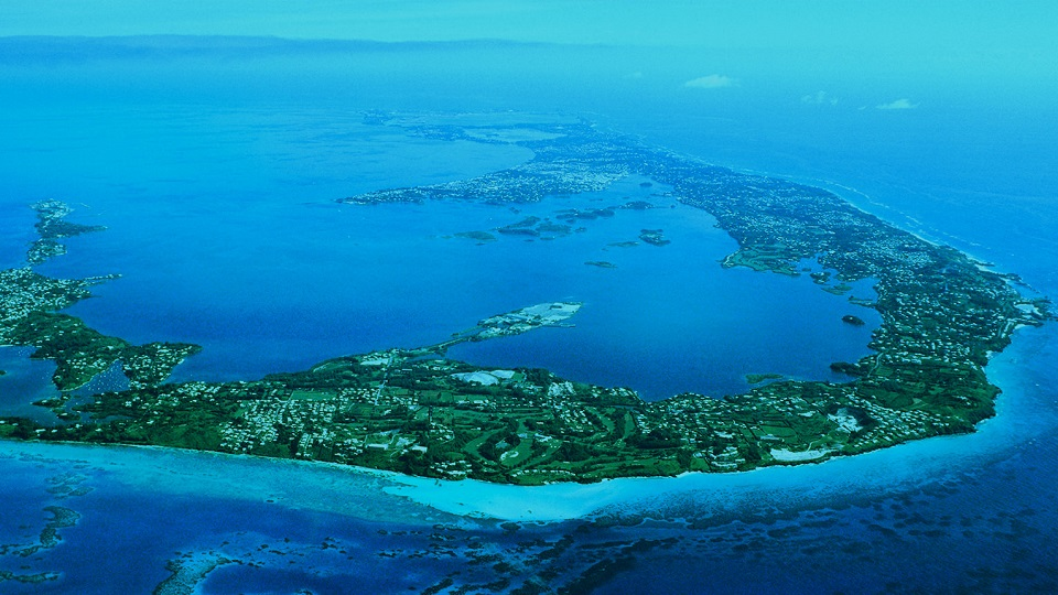 Bermuda: Home of the 2017 America's Cup ?>